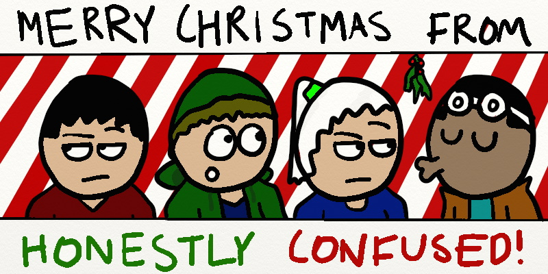 Merry Christmas, Yo